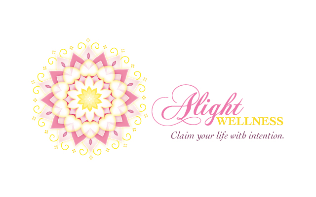 Alight Wellness Logo