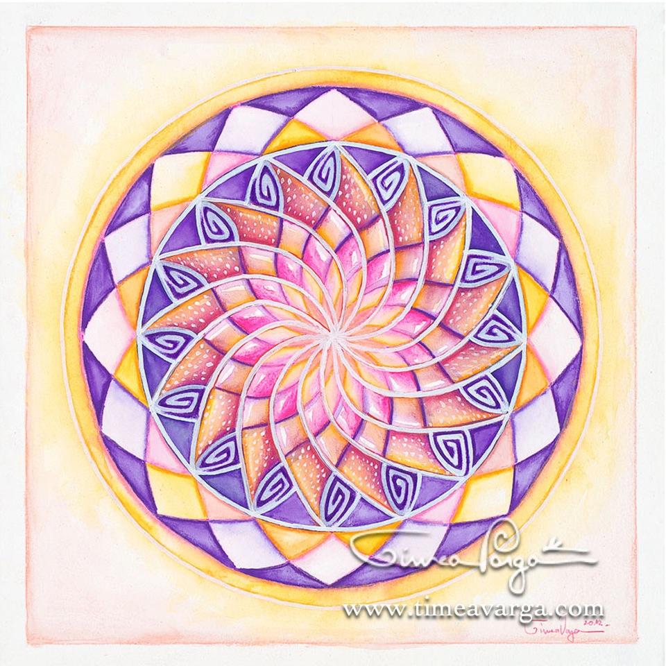 Focus & Acceptance Mandala