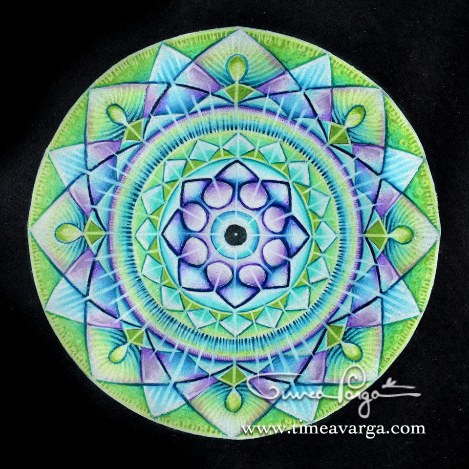 Song of the Soul Personal Mandala
